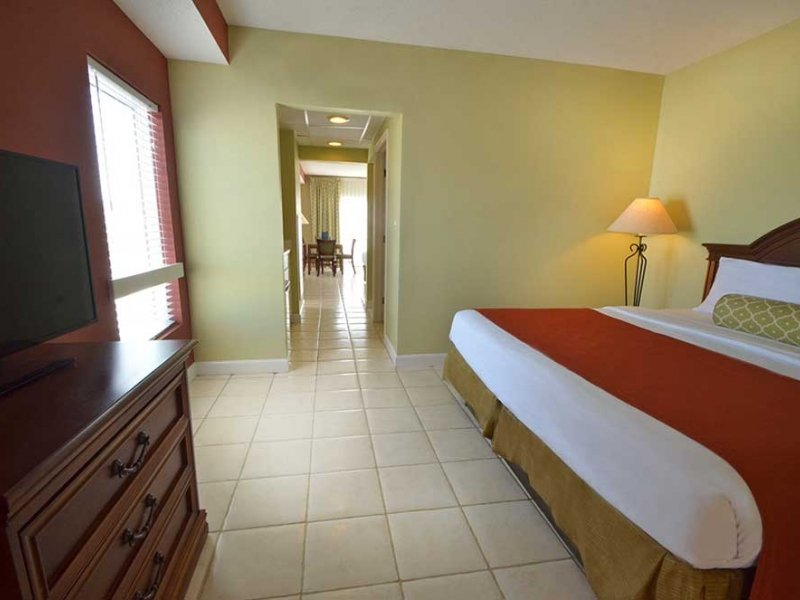 hotel two room suite
